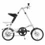 Strida 5.0 White Anniversary