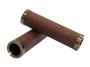 Leather Grip Brown 03
